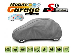 PLACHTA NA AUTO MOBILE GARAGE S3 Hatchback
