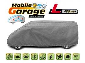 PLACHTA NA AUTO MOBILE GARAGE L 480 Van