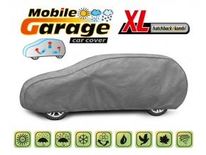 PLACHTA NA AUTO MOBILE GARAGE XL HATCHBACK/KOMBI