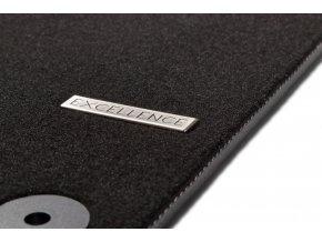Koberce textilni Excellence Volvo XC-90 I 2002-2014