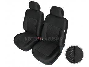 """AUTOPOTAH """"KEGEL"""" FIAT Punto do 2011(II) POSEIDON CERNY SADA 4 KS"""