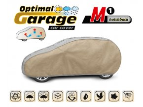 Plachta na auto OPTIMAL-GARAGE rozměr M1 Hatchback