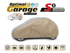 Plachta na auto OPTIMAL-GARAGE rozměr S3 Hatchback