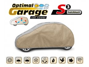 Plachta na auto OPTIMAL-GARAGE rozměr S3 Hatchback