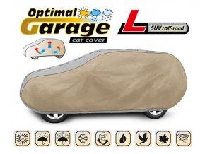 Plachta na auto OPTIMAL-GARAGE rozměr L SUV/Off Road