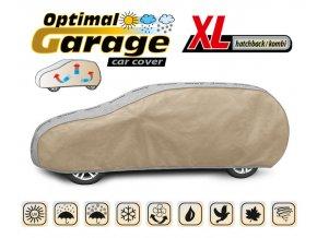 Plachta na auto OPTIMAL-GARAGE rozměr XL Hatchback/Kombi