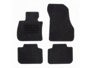 Koberce textilni ACR BMW X1 F48 2015- černá