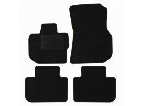 Koberce textilni ACR BMW X3 G01 2017- černá
