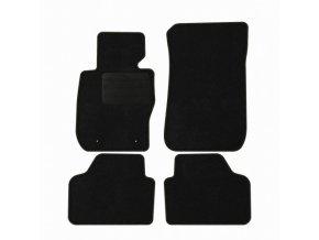 Koberce textilni ACR BMW X1 E84 2009-2016 černá