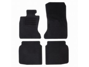 Koberce textilni ACR BMW 7 F01 2008-2015 černá