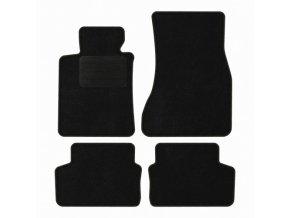 Koberce textilni ACR BMW 5 G30 2016- černá