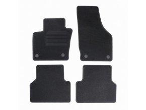 Koberce textilni ACR Audi Q3 8U 2011-2018 černá