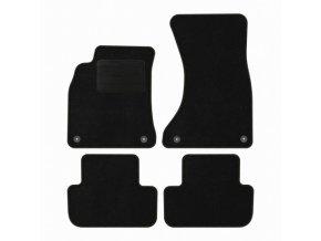 Koberce textilni ACR Audi A5 8T SPORTBACK [8TA] 2007-2016 černá