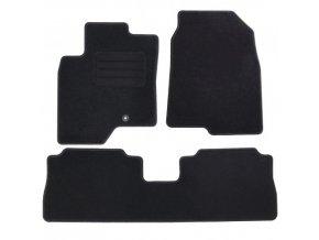 Koberce textilni ACR Opel Antara 2006-2017 černá