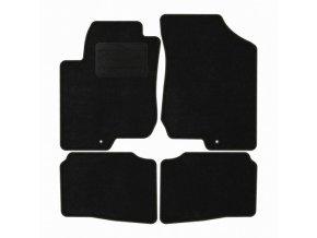 Koberce textilni ACR Kia Cee'd I [ED] 2006-2009 černá