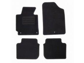 Koberce textilni ACR Hyundai Elantra V [MD/UD] 2010-2016 černá