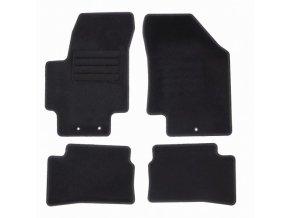 Koberce textilni ACR Hyundai Accent III [MC] 2005-2011 černá