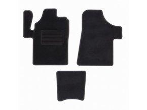 Koberce textilni ACR Mercedes-Benz Vito II W639 2003-2014 černá