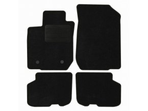 Koberce textilni DACIA Sandero II 2012- černá