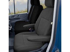 "AUTOPOTAH ""TAILOR MADE"" VW Crafter II od 2016 CERNO-SEDY 1 KS"