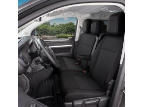 "AUTOPOTAH ""TAILOR MADE"" Toyota ProAce II od 2016 CERNO-SEDY SADA 3 KS"