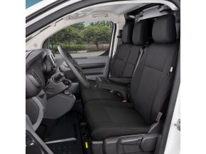 "AUTOPOTAH ""TAILOR MADE"" Toyota ProAce Verso II od 2016 CERNO-SEDY SADA 3 KS"