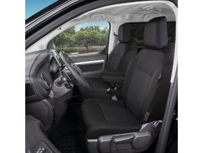 "AUTOPOTAH ""TAILOR MADE"" Toyota ProAce II od 2016 CERNO-SEDY SADA 2 KS"