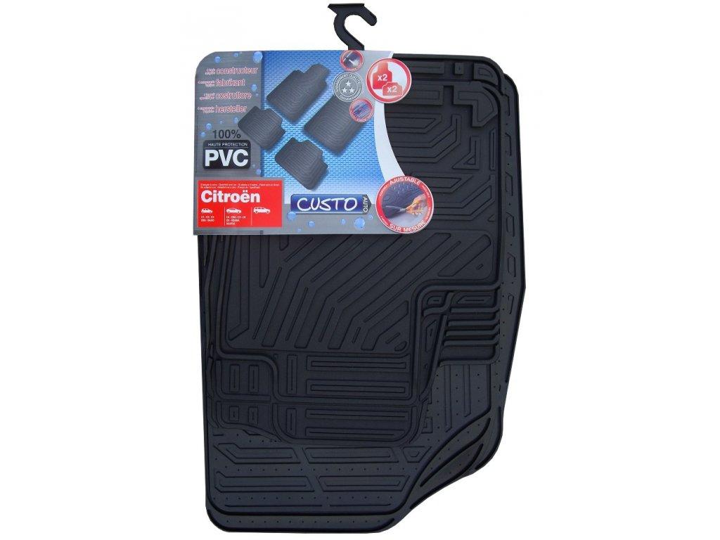 Autokoberce PVC na míru bez zápachu