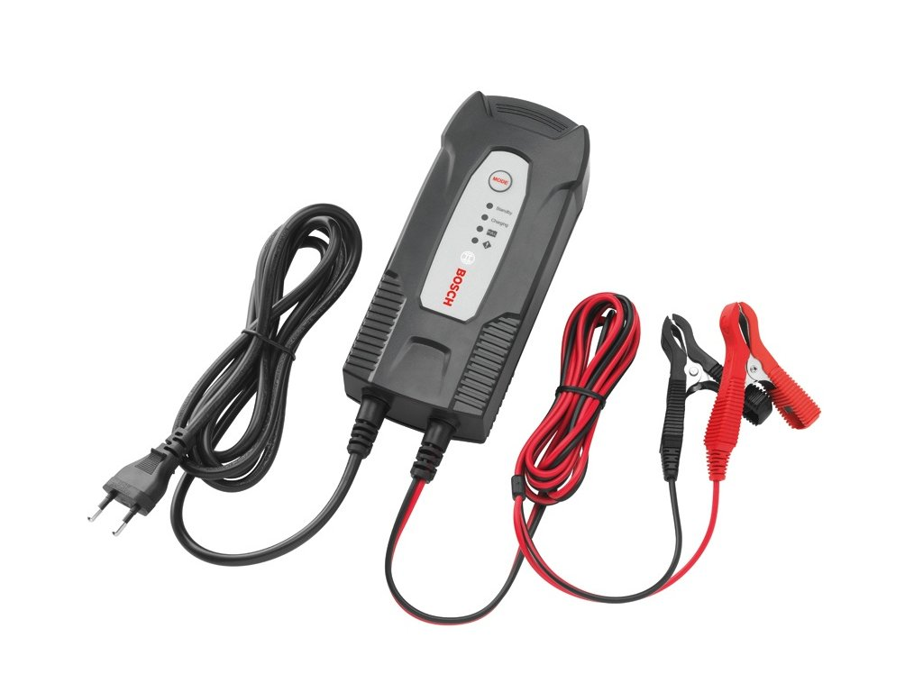 Autonabíječky baterií