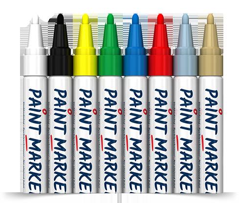 ALTECO Popisovače - Paint marker