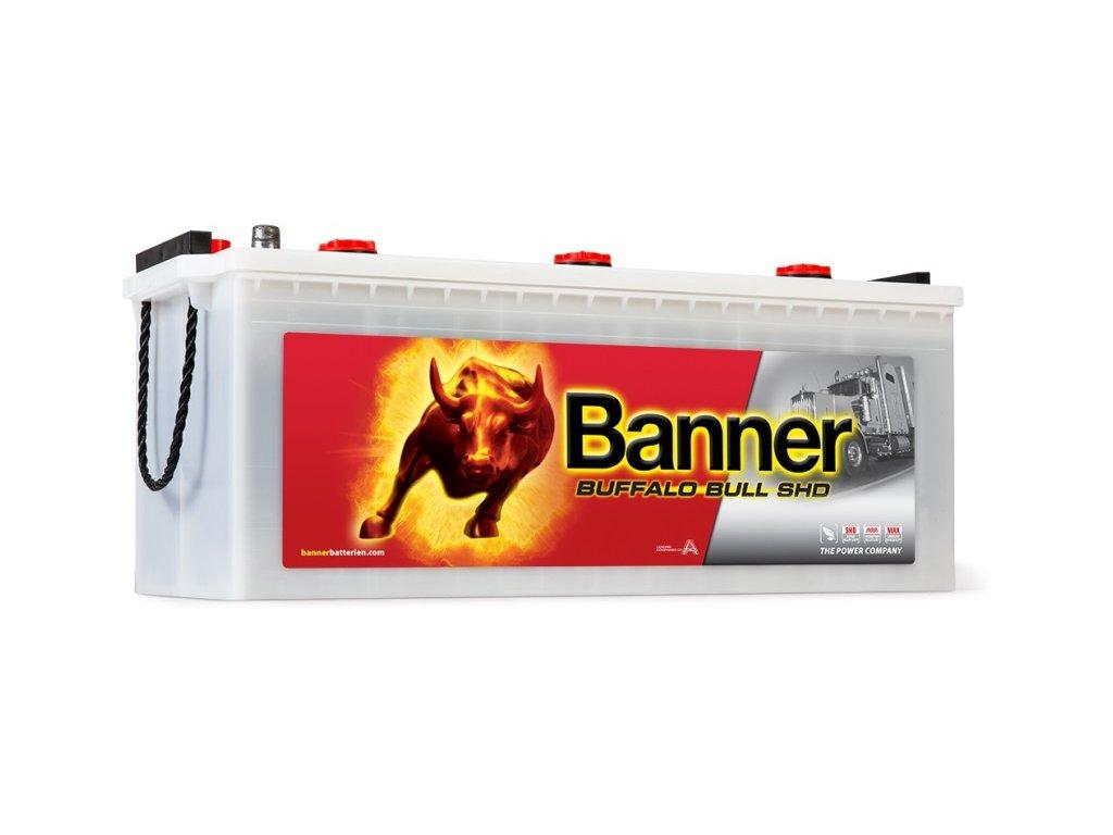 autobaterie banner buffalo bull shd 12v 180ah 1000a 68032 original e80946cb330