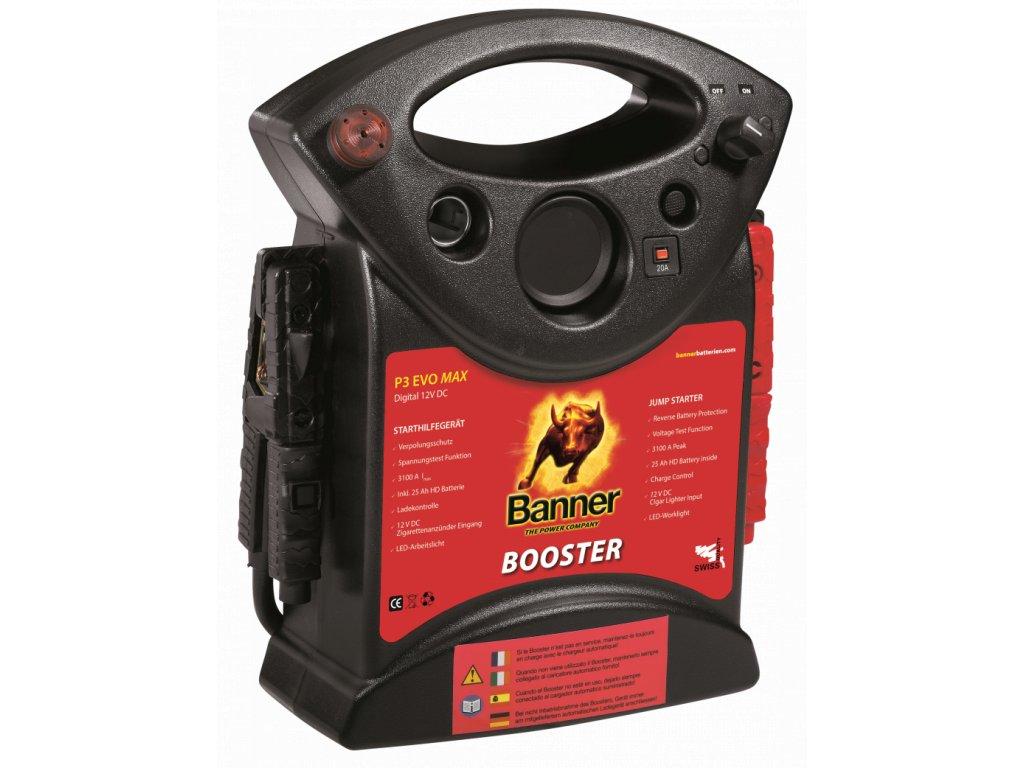 1220000702 Booster P3 EVO MAX e7732685ca3c55c0b481341c7868a635