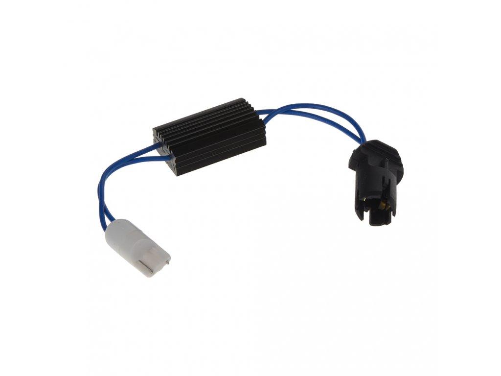 Eliminátor chybových hlášení pro žárovky T10