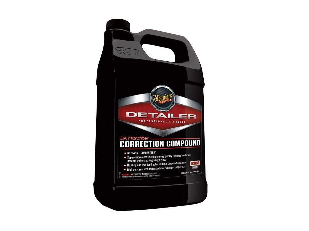 Meguiars D30001 DA Microfiber Correction Compound 3,8l