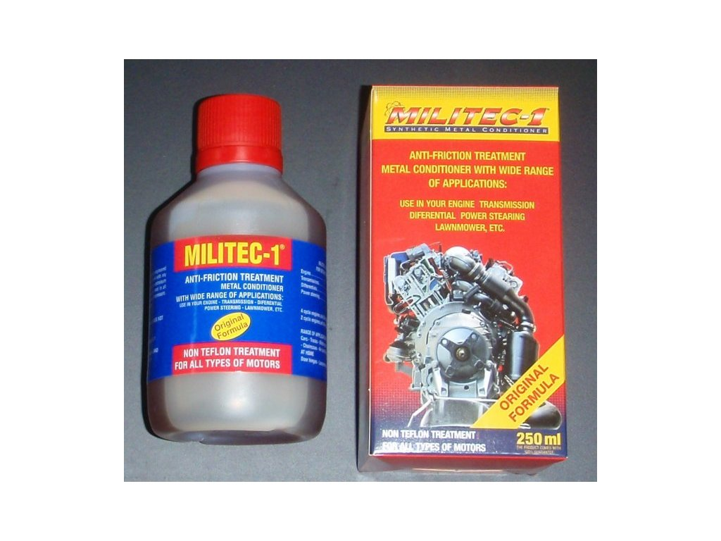 Militec-1 přísada do motoru 250ml