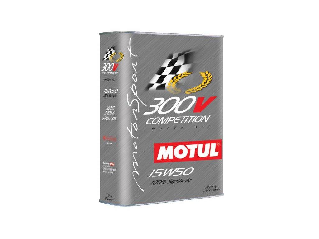 Motul 300 V Competition 15W-50 2L