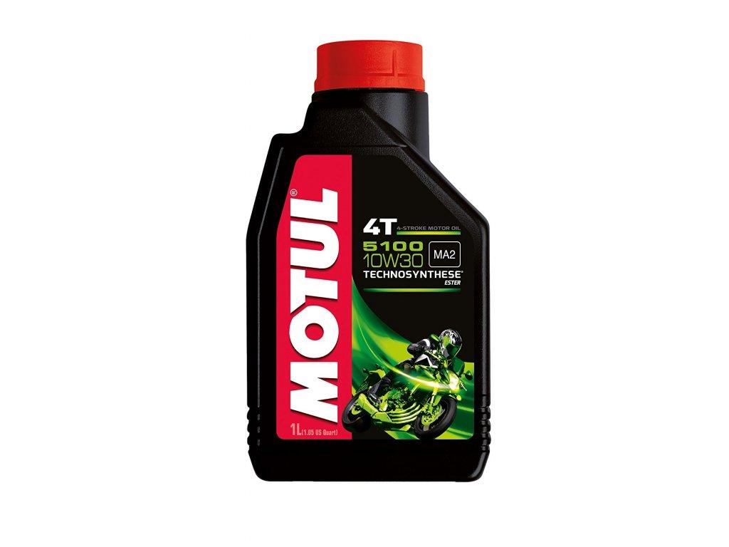 MOTUL 4T 5100 10W-30 ESTER motocyklový olej 1L