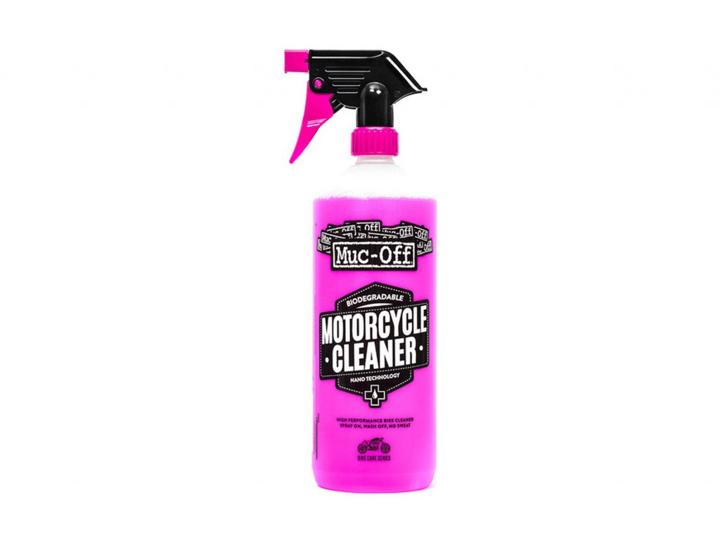 Muc Off Nano Tech Motorcycle Cleaner 1L