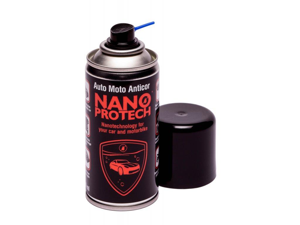 Nanoprotech Auto Moto Anticor - pro motoristy 150 ml