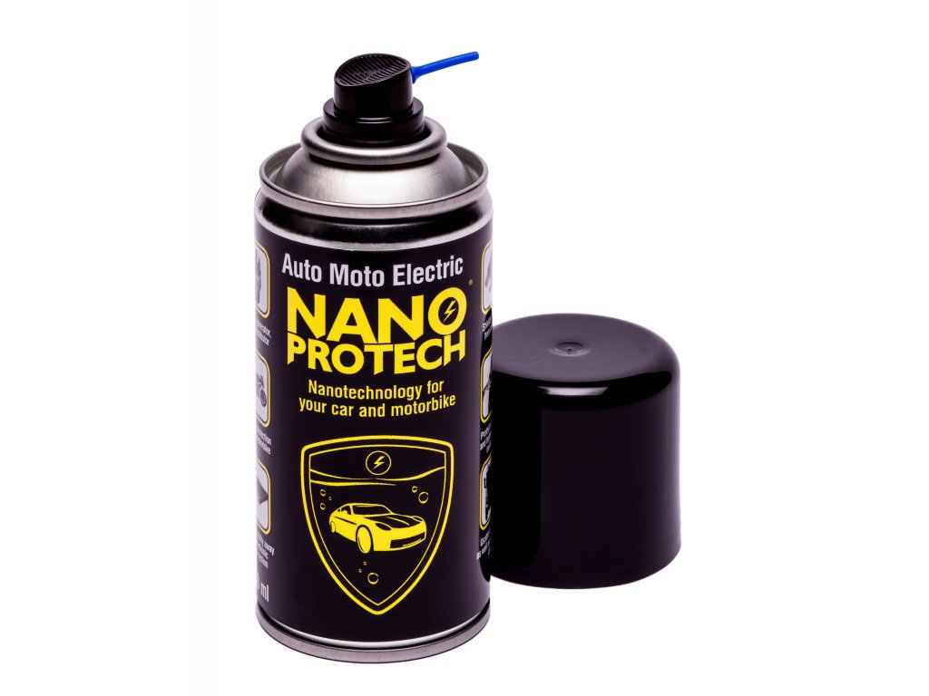 Nanoprotech Auto Moto Electric- pro motoristy 150 ml