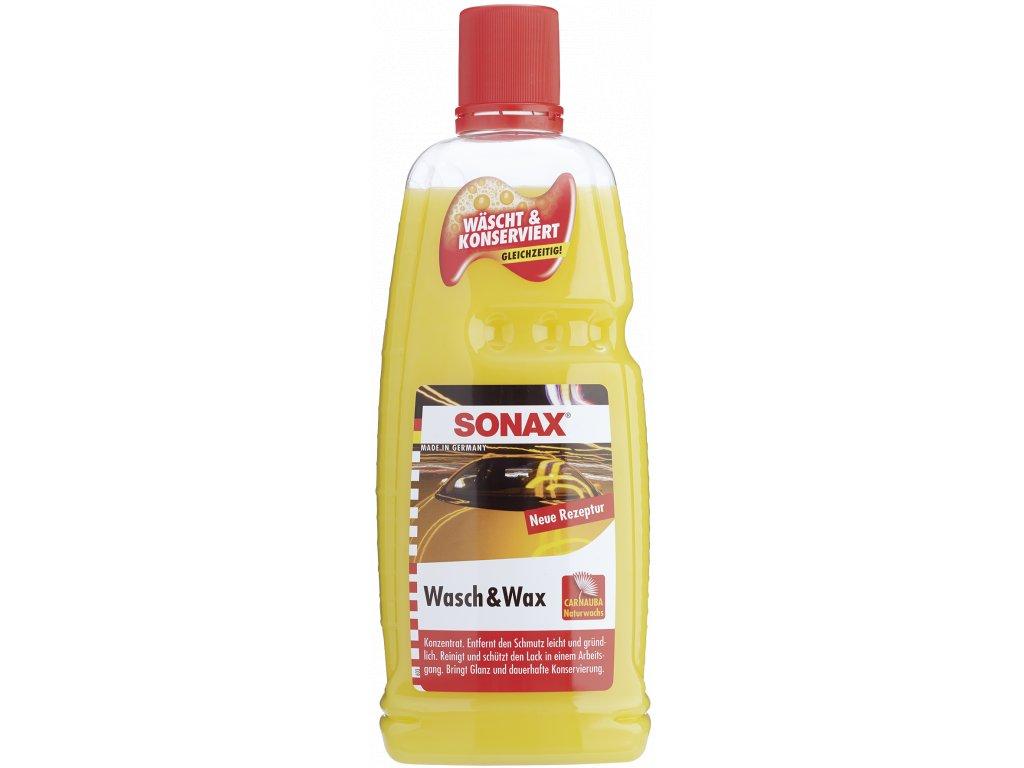 Sonax Šampon s voskem koncentrát