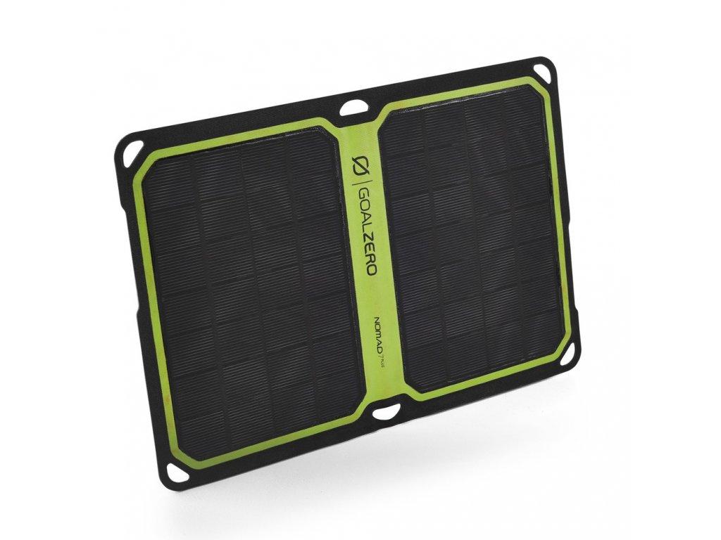 Nomad 7 Plus solární panel 1