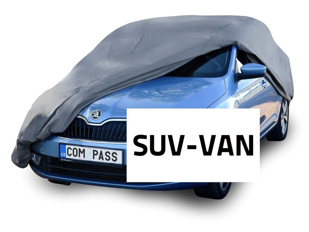 Autoplachta ochranná na motorová vozidla