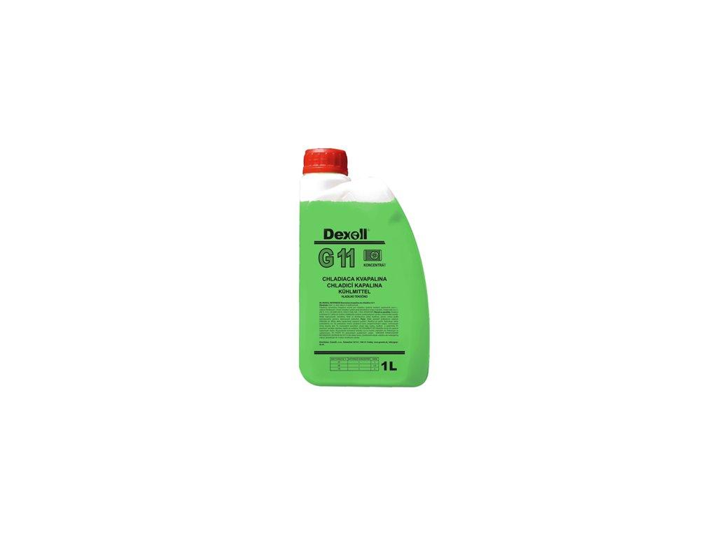 DEXOLL Antifreeze G11 chladící kapalina zelená, koncentrát