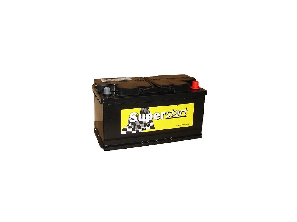 autobaterie superstart aku 12v 95ah 720a s9533 original