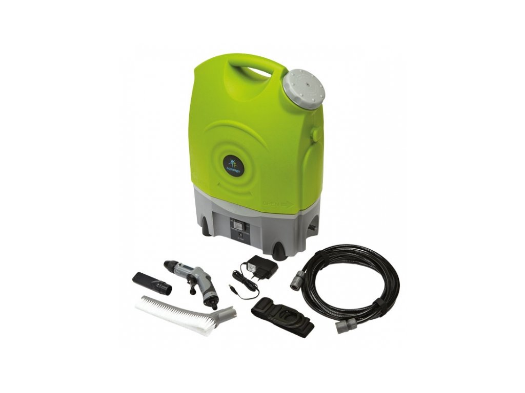 Aqua2go Lithium   mobilní  tlaková myčka GD73  17L