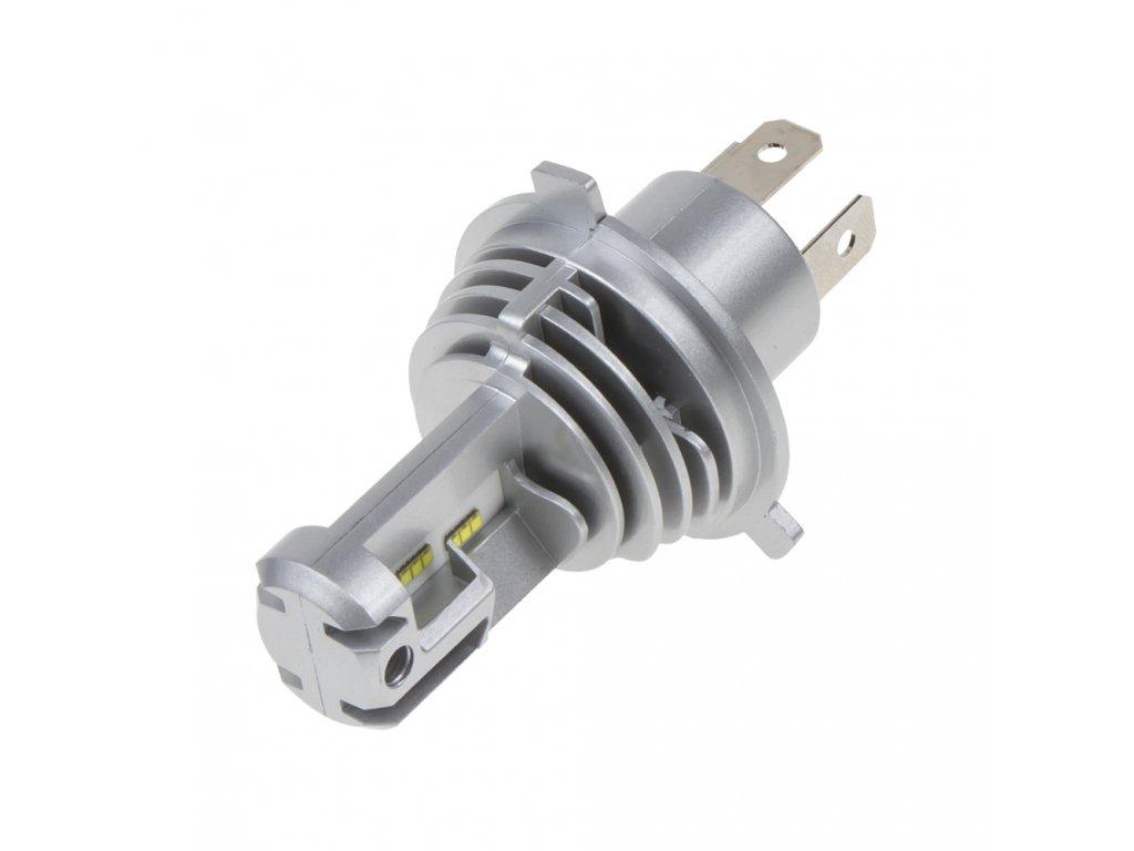 ZES LED H4 bílá, 9-32V, 5000LM