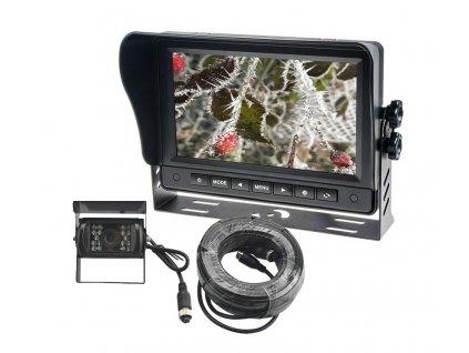 "AHD 1080P kamerový set s monitorem 7"""