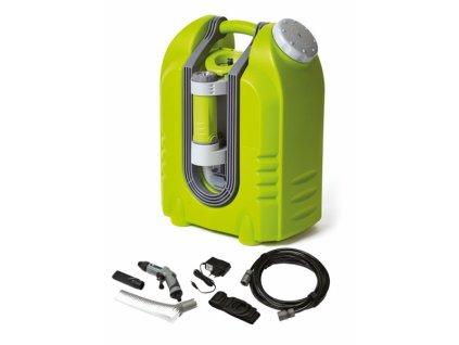 Aqua2go PRO P21   mobilní tlaková myčka 20L