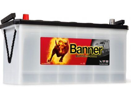 autobaterie banner buffalo bull 12v 100ah 600a 60035 original
